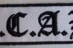nášivka A.C.A.B.-0