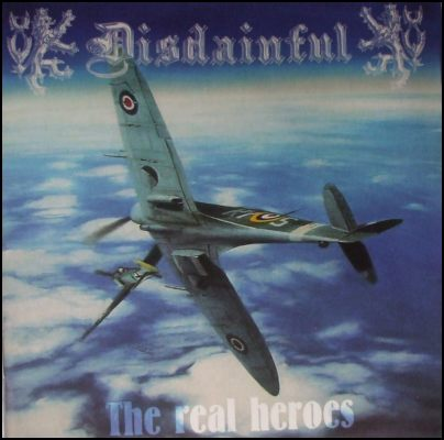 Disdainful - The real heroes-0