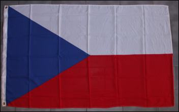 Vlajka Česká-0