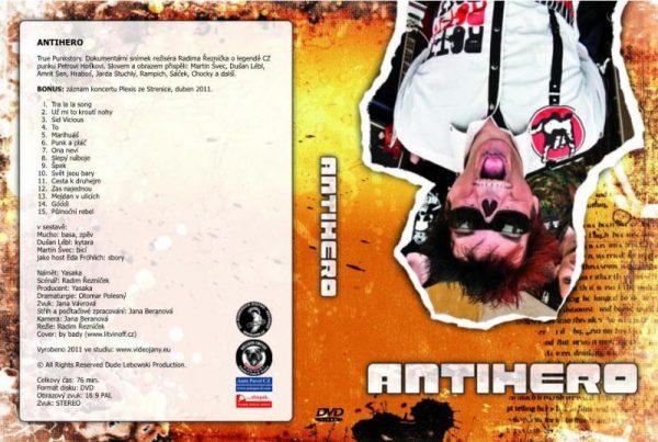DVD - ANTIHERO-0