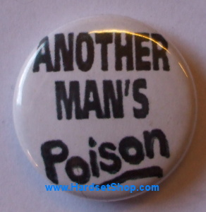 Placka Another Man´s Poison-0