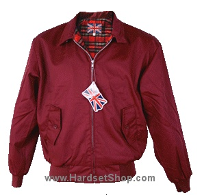 "Harrington ""BORDO""-0"
