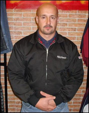"Harrington Hardset ""BLACK""-0"