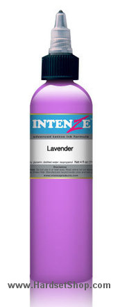 "Tattoo barva - Intenze 30ml ""Lavender""-0"