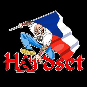 "Nálepka ""Hardset Maska""-0"