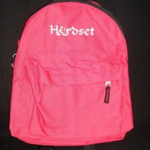 """Hardset batůžek dětský """"RED"""" 27*32cm-0"""