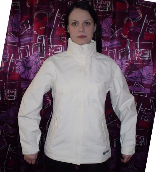 Hardset bunda dámská - Outdoorová-0