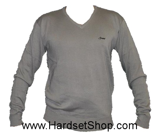 "Hardset svetr GREY - ""Hard & Smart""-0"