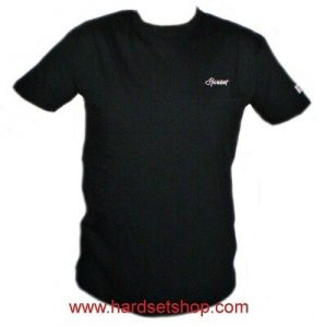 "Hardset triko ""Hard & Smart-black-sm""-0"