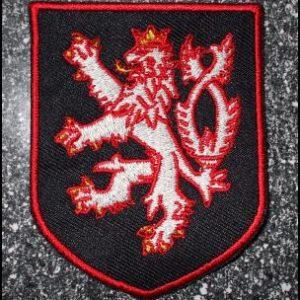 Nášivka Český lev-0