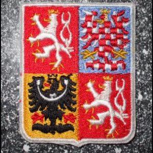 Nášivka Český znak-0