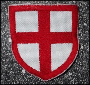 Nášivka England erb-0
