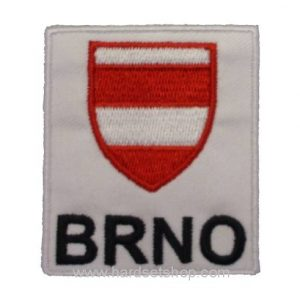 Nášivka Brno-0