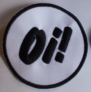 nášivka Oi!-0