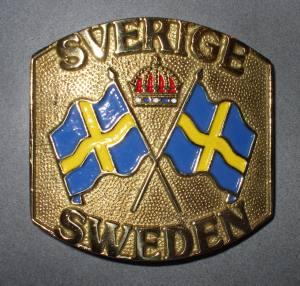 Přezka Swerige Sweden-0