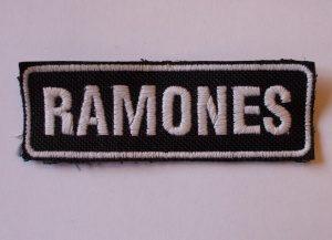 Nášivka Ramones-0