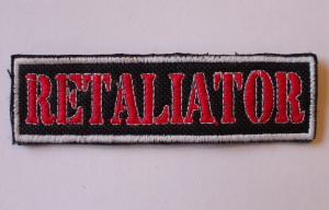 Nášivka Retaliator-0