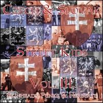 kompilace - Czech & Slovak Street Kids III.-0