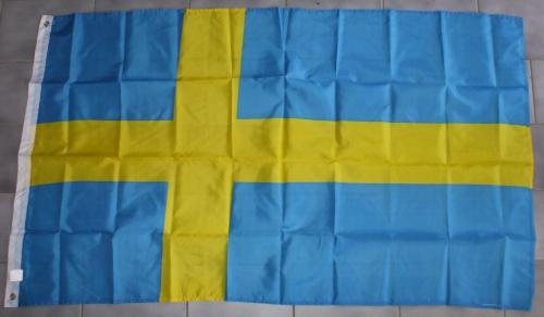 Vlajka Švédská-0