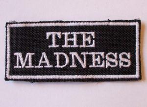 Nášivka The Madness-0
