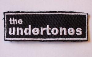 Nášivka Undertones-0