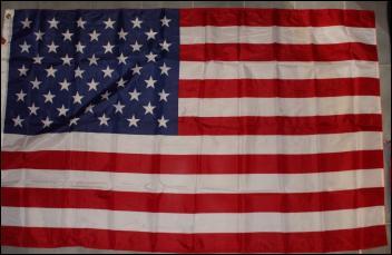 Vlajka U.S.A.-0