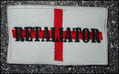 Nášivka Retaliator UK-0
