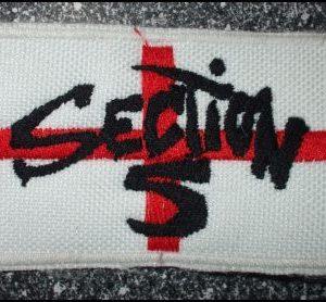 Nášivka Section 5-0