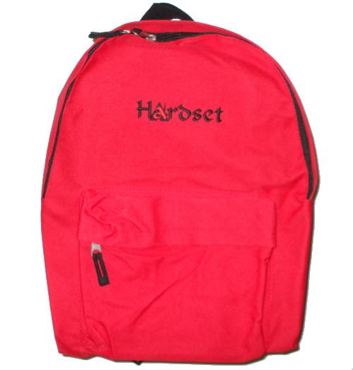 """Hardset batůžek """"RED""""-0"""