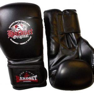 """Boxerské rukavice Hardset """"Umělá kůže""""-0"""