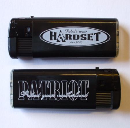 """Hardset zapalovač """"Patriot""""-0"""