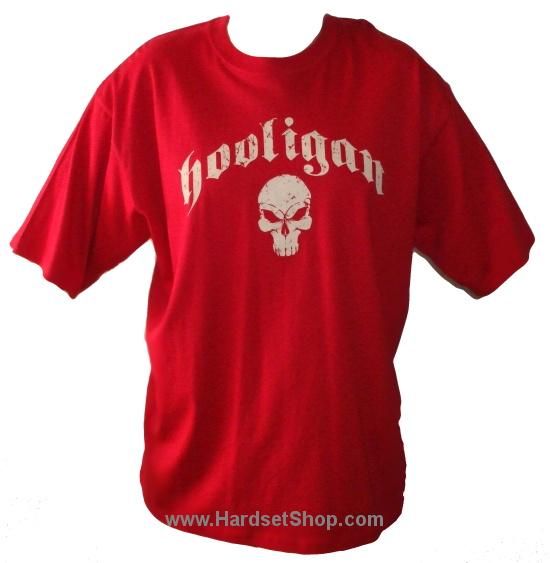 "Hooligan triko ""Skull Logo""-0"