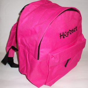 """Hardset batůžek dětský """"Pink"""" 27*32cm-0"""