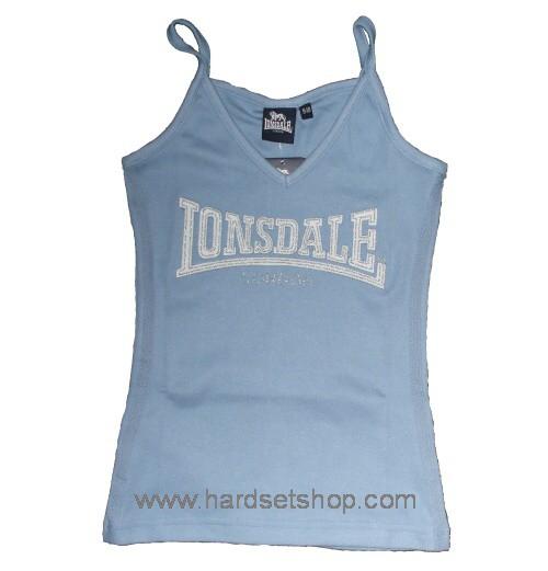 """Lonsdale dětské tílko """"BLUE""""-0"""