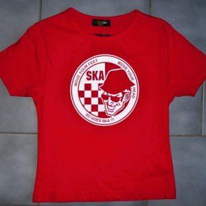 """Triko dámské """"So Goes SKA!!!""""-0"""