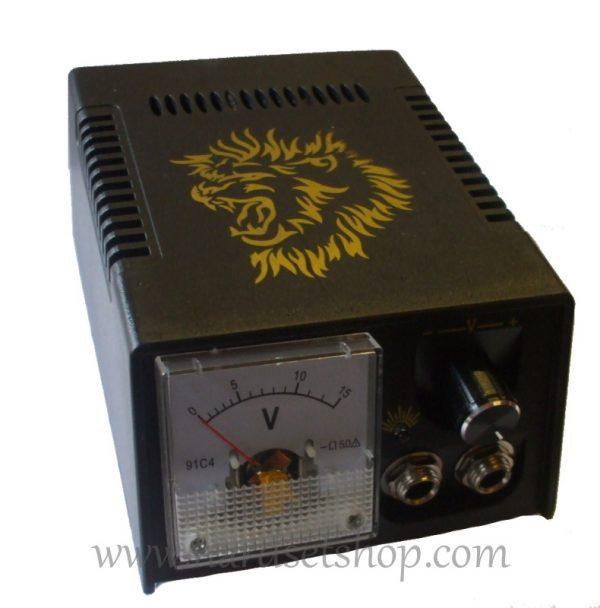 """Napájecí zdroj na tattoo strojek """"Power Supply""""-0"""