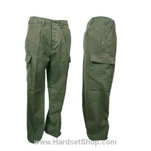 """Kalhoty """"Commando-Olive""""-0"""