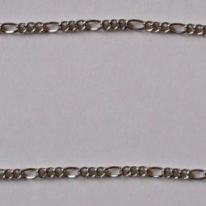 """Chirurgická ocel řetěz na krk """"FGR3""""-0"""