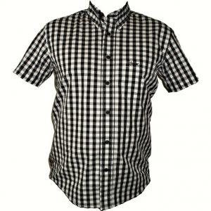 """Hardset košile """"Big-Black-caro""""-0"""