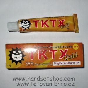 Anestetická mast TKTX Gold 10g-0