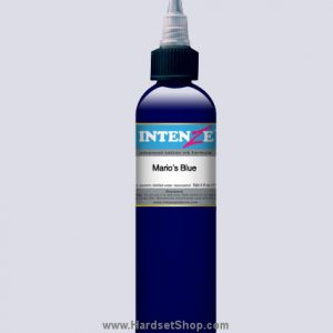 "Tattoo barva Intenze 30ml ""Mario´s Blue""-0"