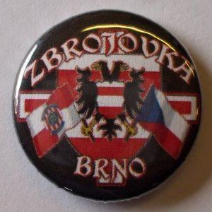 Placka Zbrojovka Brno-0