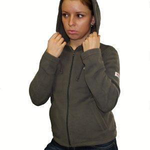 """Hardset fleece mikina dámská """"SED""""-0"""