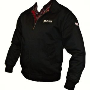 "Patriot Harrington ""BLACK""-0"