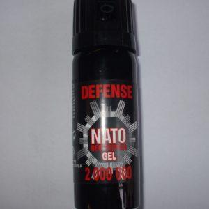 """Obranný sprej """"Nato Pepper Gel"""" 50ml-0"""