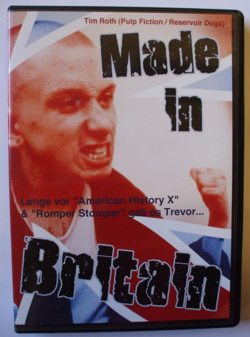DVD Made in Britain-0