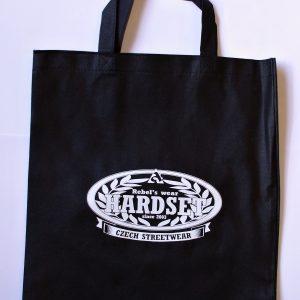 """Hardset plátěná taška """"BLACK"""" 37*41cm-0"""
