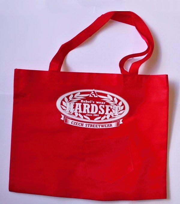 """Hardset taška """"RED"""" 42*33cm-0"""