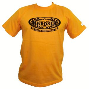 "Hardset triko ""Since 2003"" YELLOW-0"