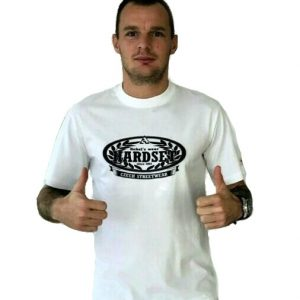 "Hardset triko ""Since 2003"" WHITE-0"